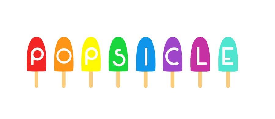 Bài tham dự cuộc thi #38 cho Design en logo for popsicle