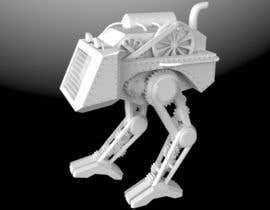 "#13 for Design Steam Punk Automatons  ""Walker"" af celmaicosmin"