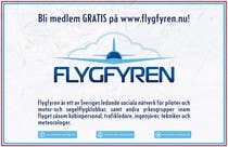 Design a flyer for an aviation social network on the Internet için Graphic Design10 No.lu Yarışma Girdisi