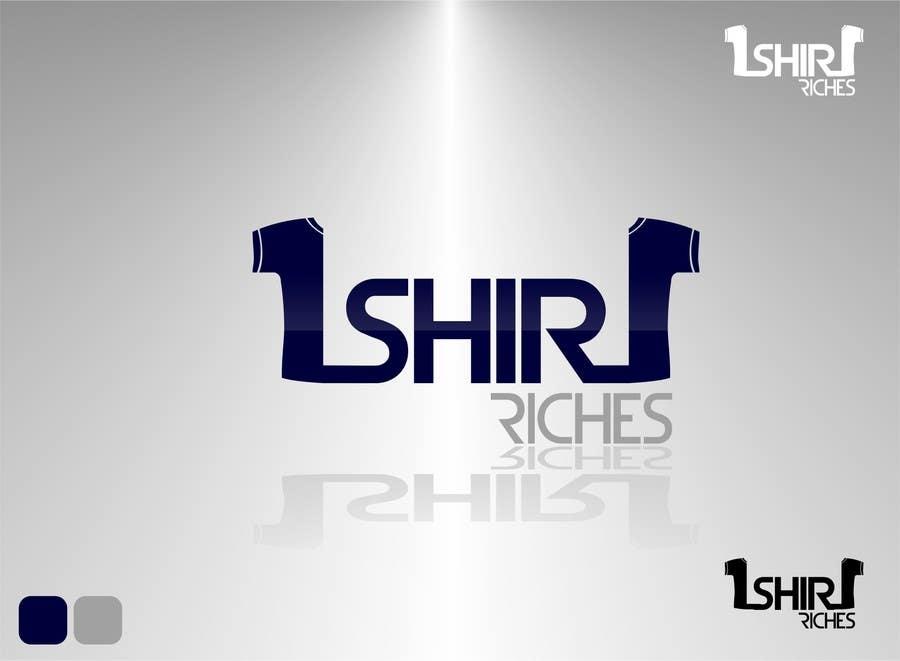 Bài tham dự cuộc thi #                                        51                                      cho                                         Design a Logo for TshirtRiches