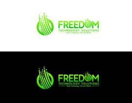 nº 780 pour Design a Unique Company Logo for FREEDOM TECHNOLOGY SOLUTIONS par AlphaCeph