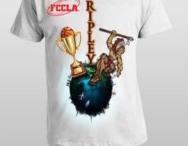 #2 para Design a T-Shirt for Ripley FCCLA por markcord