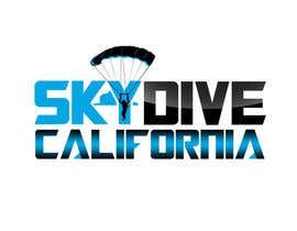 #43 for Design a Logo for Skydive California af zapanzajelo