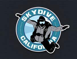#5 for Design a Logo for Skydive California by YounesMouhtadi