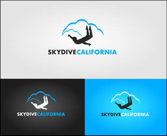 #40 para Design a Logo for Skydive California por putul1950