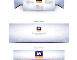 #6 para Exhibition Stand Design (technical fair) Virusbulletin por b74design