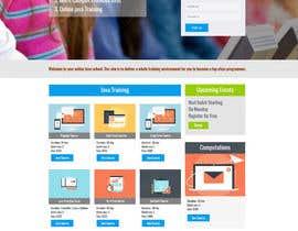#4 για Need a Best Home Page Design από codersam