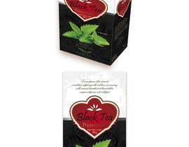 #8 for Create Print and Packaging Designs for premium tea range by AleksandarPers