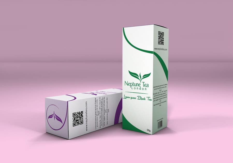 Proposition n°17 du concours Create Print and Packaging Designs for premium tea range