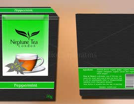 #16 untuk Create Print and Packaging Designs for premium tea range oleh StdioRelations