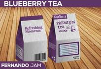 Proposition n° 1 du concours Graphic Design pour Create Print and Packaging Designs for premium tea range