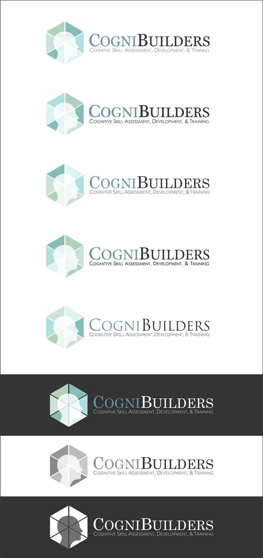Penyertaan Peraduan #                                        85                                      untuk                                         Design a Logo for Cognibuilders