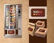 Graphic Design Inscrição do Concurso Nº117 para Graphic Design (logo, signage design) for TuckerBoxx fresh food vending machines