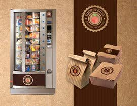 #120 for Graphic Design (logo, signage design) for TuckerBoxx fresh food vending machines by sonotdesign