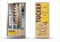Graphic Design Inscrição do Concurso Nº138 para Graphic Design (logo, signage design) for TuckerBoxx fresh food vending machines