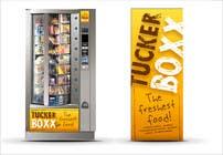 Graphic Design Inscrição do Concurso Nº113 para Graphic Design (logo, signage design) for TuckerBoxx fresh food vending machines
