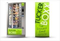 Graphic Design Inscrição do Concurso Nº111 para Graphic Design (logo, signage design) for TuckerBoxx fresh food vending machines