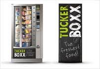 Graphic Design Inscrição do Concurso Nº94 para Graphic Design (logo, signage design) for TuckerBoxx fresh food vending machines