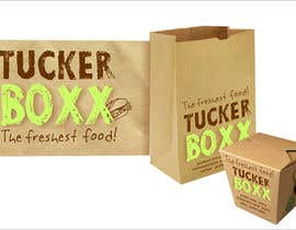 #142 for Graphic Design (logo, signage design) for TuckerBoxx fresh food vending machines by krismik