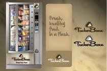 Graphic Design Inscrição do Concurso Nº81 para Graphic Design (logo, signage design) for TuckerBoxx fresh food vending machines