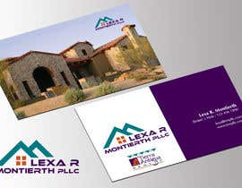 #34 for Business Designs for Lexa R. Montierth, PLLC by jobee