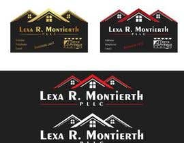 #43 for Business Designs for Lexa R. Montierth, PLLC by Fernandes1119