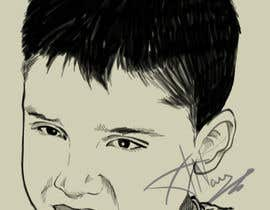 #18 for Caricature design of my son af adityanair90
