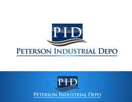 "#71 para Logo Design for ""Peterson Industrial Depot"" por sat01680"