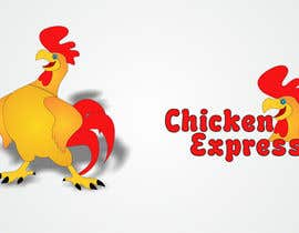 #38 for Graphic Design for Chicken Express by b0bby123