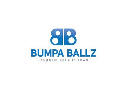 "#1 untuk Create a LOGO for business name ""BUMPA BALLZ"" & one for ""BB"" - include slogan ""Toughest Ballz in town"" oleh iffikhan"
