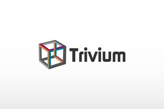 Penyertaan Peraduan #94 untuk Design a Logo for Trivium Labs