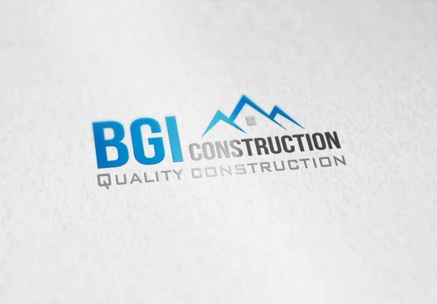 Inscrição nº                                         87                                      do Concurso para                                         Design a Logo for my construction company