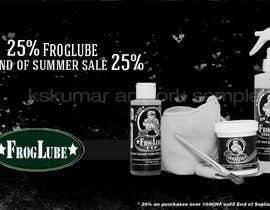 "#6 for Banner design for ""End of summer sale"" on homepage by kskumar2010"