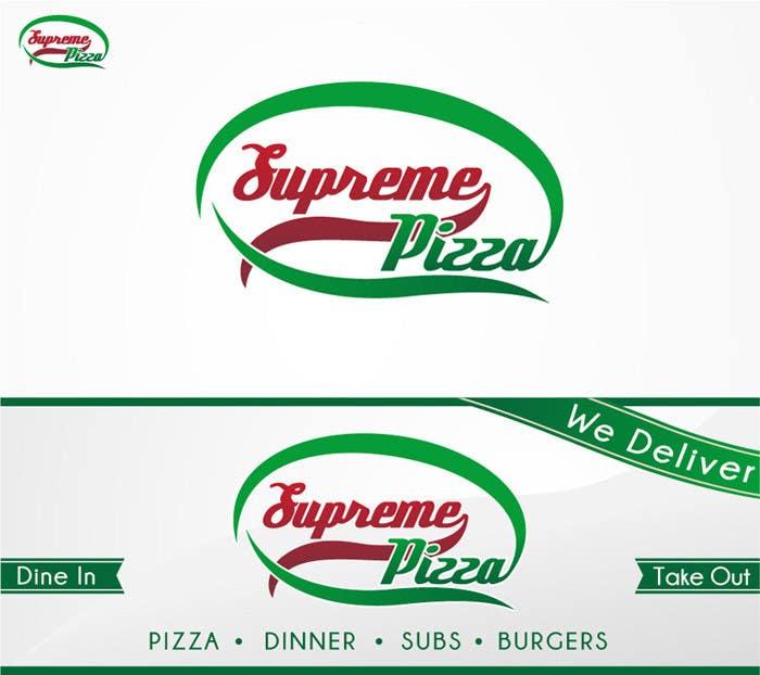 Bài tham dự cuộc thi #                                        101                                      cho                                         Design a sign for a pizzeria