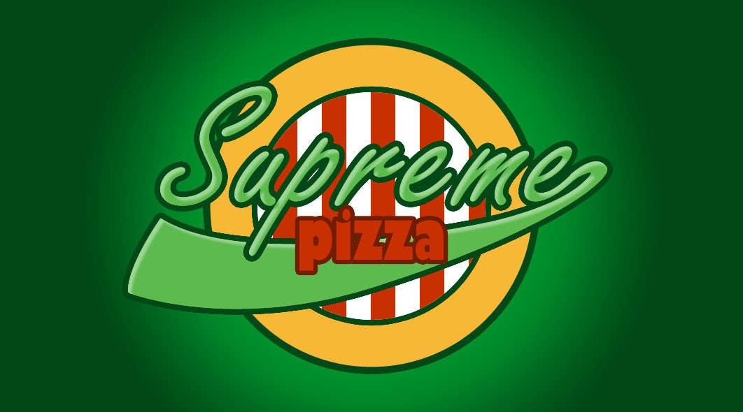 Bài tham dự cuộc thi #                                        28                                      cho                                         Design a sign for a pizzeria