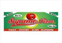Bài tham dự #79 về Graphic Design cho cuộc thi Design a sign for a pizzeria