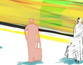 #17 cho Notebookbag_meets_TrainStation_hektik bởi crislatorre
