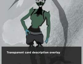 nº 3 pour Illustrate our card game par stasyareyga