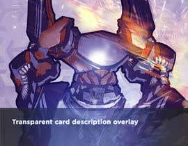 nº 9 pour Illustrate our card game par Nigologin