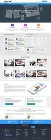 #6 for Design a 7 Page Mockup For A Bidding SIte av abcdNd