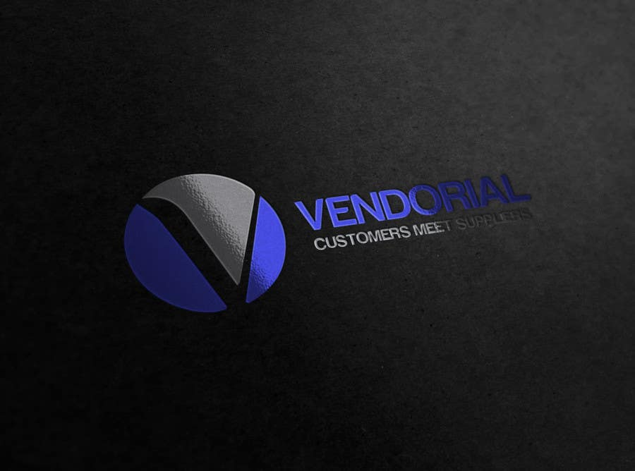 #69 for Design a Logo for VENDORIAL by xdesign123
