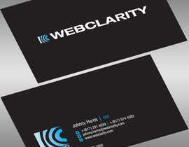 #61 untuk Design some Business Cards for Web Company (Vector / AI) oleh jobee
