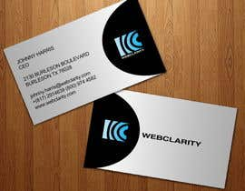 anjanadutt tarafından Design some Business Cards for Web Company (Vector / AI) için no 62