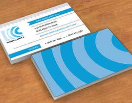 #1 para Design some Business Cards for Web Company (Vector / AI) por sa37