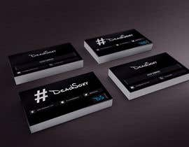 #50 for Design a Business Card for Boutique Sock Retailer by thimsbell