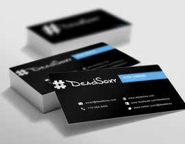 #51 para Design a Business Card for Boutique Sock Retailer por thimsbell