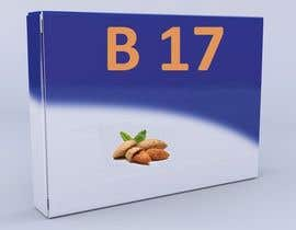 #53 for Design of packaging box for vitamins by pavly2010