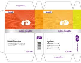 #4 para Design of packaging box for vitamins por mahersinjary22
