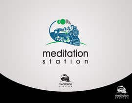 #16 para Design a Logo for Meditation Station por andagrounn