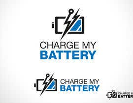 #159 para Design a Logo for: Charge my Battery por reynoldsalceda